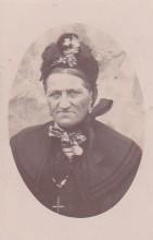 Une haut-alpine vers 1900, collection privée.