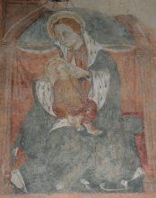 Vierge qui allaite l'Enfant